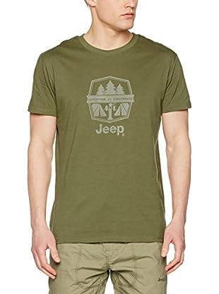 Jeep T-Shirt Manica Corta O100661