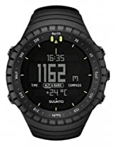 Suunto Digital Black Dial Unisex Watch - SS014279010