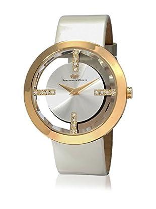 Rhodenwald & Söhne Reloj con movimiento cuarzo japonés 10010011 Plateado 42  mm
