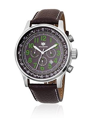 Wellington Chronograph  braun 47  mm