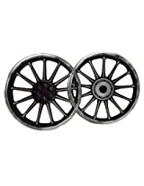 Royal Enfield Alloy Wheels For Classic-350-Black