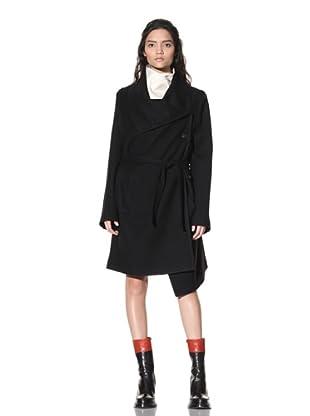 Ann Demeulemeester Women's Elfed Coat (Black)