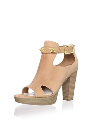 Tuleste Market Women's Sabrina Platform Sandal (Vachetta/Gold)