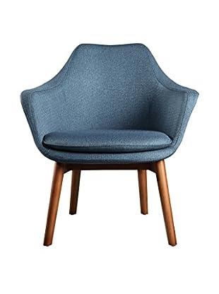 Ceets Cronkite Leisure Chair, Blue