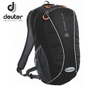 [ドイター] deuter スピードライト15 ブラック 15L D33115-700