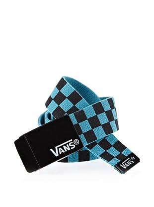 Vans Cinturón Deppster Web Belt Azul / Negro
