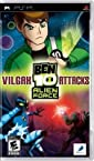 BEN 10 Alien Force Vilgax Attacks - PSP (Pre-owned)