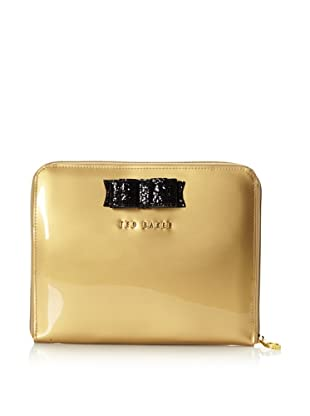 Ted Baker Women's Padcon iPad Case (Gold)