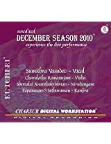 December Season 2010 - Sumithra Vasudev