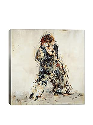 Julian Spencer Coco Gallery Wrapped Canvas Print