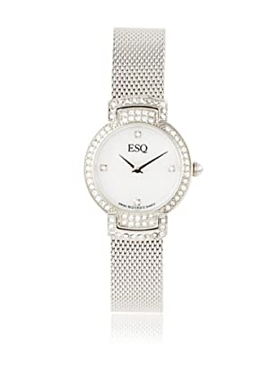 ESQ by Movado Women's 07101379 Neve Round Stainless Steel Watch