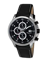 Kenneth Cole Dress Sport Analog Black Dial Men's Watch - IKC8093