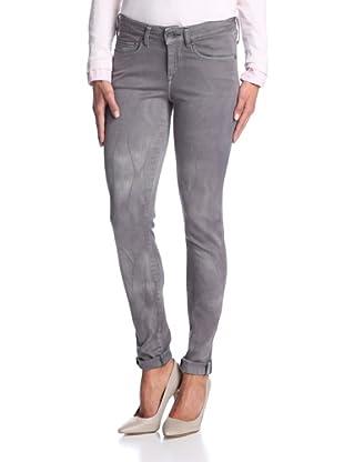 Levi's Women's Empire Skinny Jean (Magnetic Faded Black)