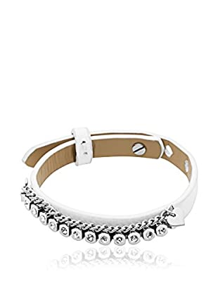 Dyrberg/Kern Armband Titania Ss White silber/weiß