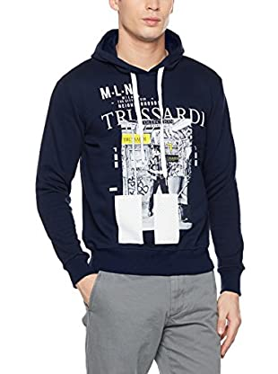 Trussardi Collection Kapuzensweatshirt Police