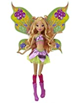"Winx 11.5"" Deluxe Fashion Doll Believix - Flora"
