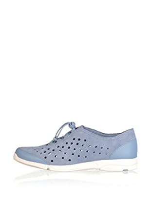 Rockport Zapatos Casual Lavable Sport Bungee (Denim)