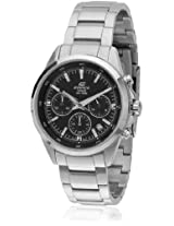 Edifice Efr-527D-1Avudf-Ex098 Silver/Black Chronograph Watches