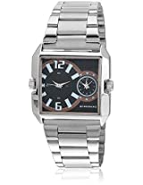 Dtmm60074 Silver/Black Analog Watch Giordano