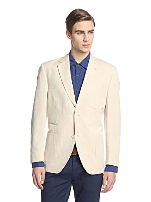 Kroon Men's Russell Two Button Sportcoat (Natural)