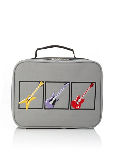 Cocolime Rock On Lunchbox, Grey