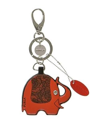 Furla Portachiavi Arcadia Elefante (Rosso)
