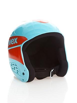 Uvex Casco Ski Jump (Azul / Naranja)