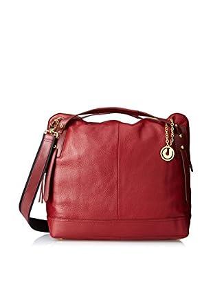 Charles Jourdan Women's Marcie 2 Shoulder Bag, Wine