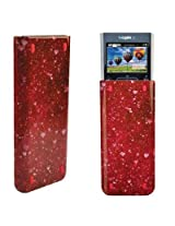 Guerrilla Hard Slide Case-Cover for TI Nspire CX/CX CAS Graphing Calculator, Lovestruck