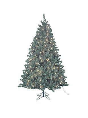 Kurt Adler 7' Pre-Lit Northwood Pine Tree