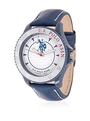U.S.POLO ASSN. Reloj con movimiento cuarzo japonés Unisex Azure 44.0 mm
