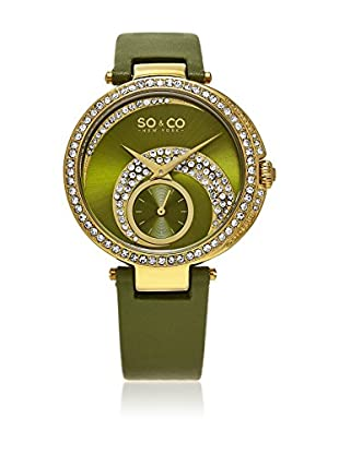 So&Co New York Orologio con Movimento al Quarzo Giapponese Woman GP16101 40 mm