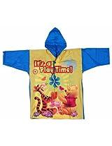 Disney Splash Baggy Its a Playtime Pooh rainwear 10 to 11 yrs