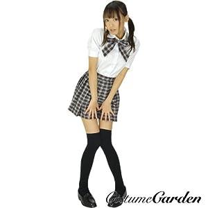 [コスプレ] school girl 中等部 ブラック