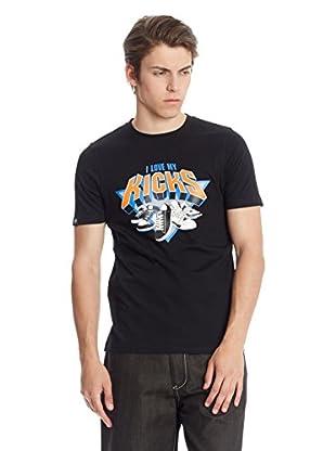 Wrung T-Shirt Sneak Addict