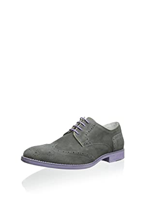 Kenneth Cole New York Men's Social Ladder Oxford (Grey)