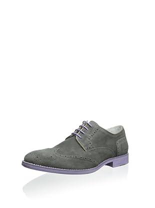Kenneth Cole New York Men's Social Ladder Oxford (Grey)