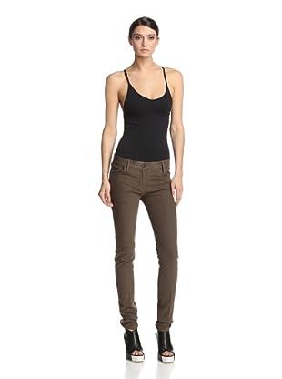 Ann Demeulemeester Women's Flake Trouser (Grey)