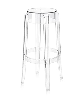 Control Brand The Ghost Bar Stool, Clear