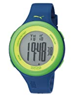 Puma Fit Digital Multi-color Unisex Watch - (PU910961007)