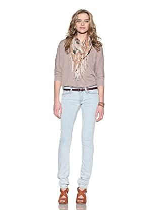 4 Stroke Women's Roseland Skinny Jeans (Penyroyal/Light Blue)