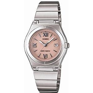 【クリックでお店のこの商品のページへ】[カシオ]CASIO 腕時計 WAVE CEPTOR ウェーブセプター タフソーラー 電波時計 LWQ-10DJ-4A1JF レディース: 腕時計通販