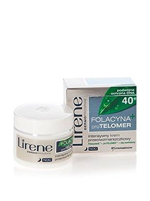 Lirene Nachtcreme Folacyna PRO Telomer 40+ 50 ml, Preis/100 ml: 25.9 EUR
