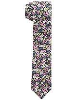 Original Penguin Men's Gulfstream Floral Tie, Navy, One Size