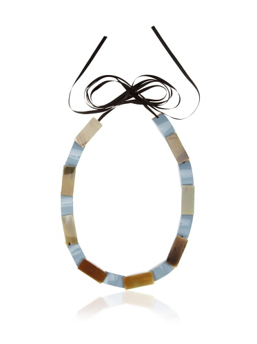 MARNI Women's Two-Tone Beaded Necklace