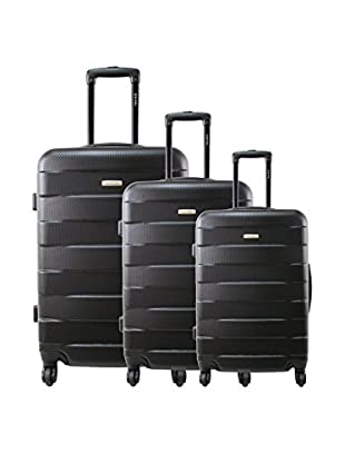 Zifel Set de 3 trolleys rígidos
