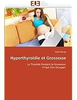Hyperthyroidie Et Grossesse (Omn.Univ.Europ.)