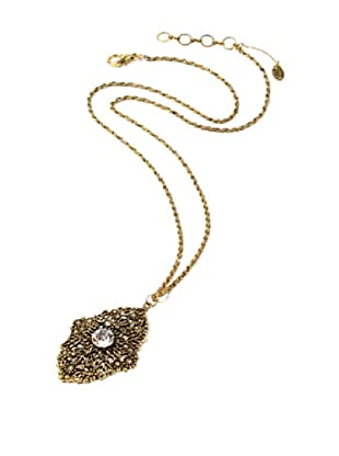Amrita Singh Collar Calypso Oro Antiguo