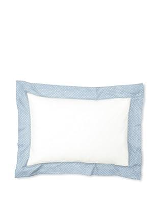 Edmond Frette Graniglia Pillow Sham, Multi, Standard