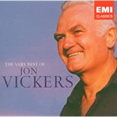 Very Best of Jon Vickers